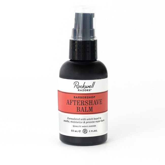 Rockwell Post-Shave Balm - Barbershop Scent
