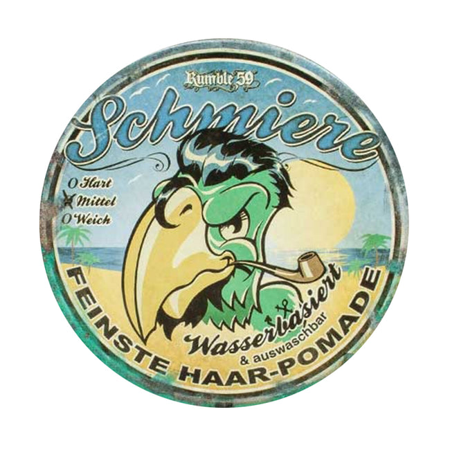Rumble 59 - Schmiere Medium Hold Water Based Pomade