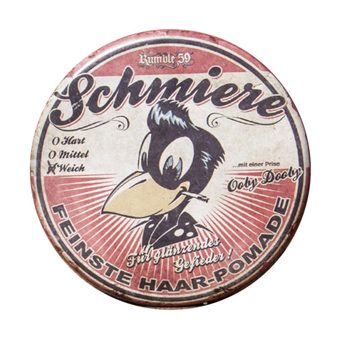 Rumble 59 - Schmiere Special Edition Medium Hold Barbershop Pomade
