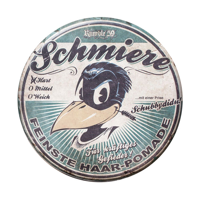 Rumble 59 - Schmiere Strong Hold Pomade