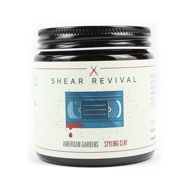 Shear Revival - American Gardens Styling Clay