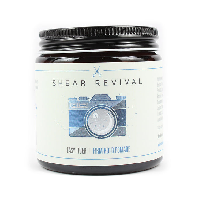 Shear Revival - Easy Tiger Firm Hold Pomade
