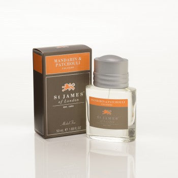 St. James of London – Mandarin & Patchouli Cologne 1.69 oz