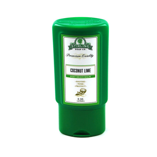 Stirling Soap Co. - Coconut Lime Aftershave Balm