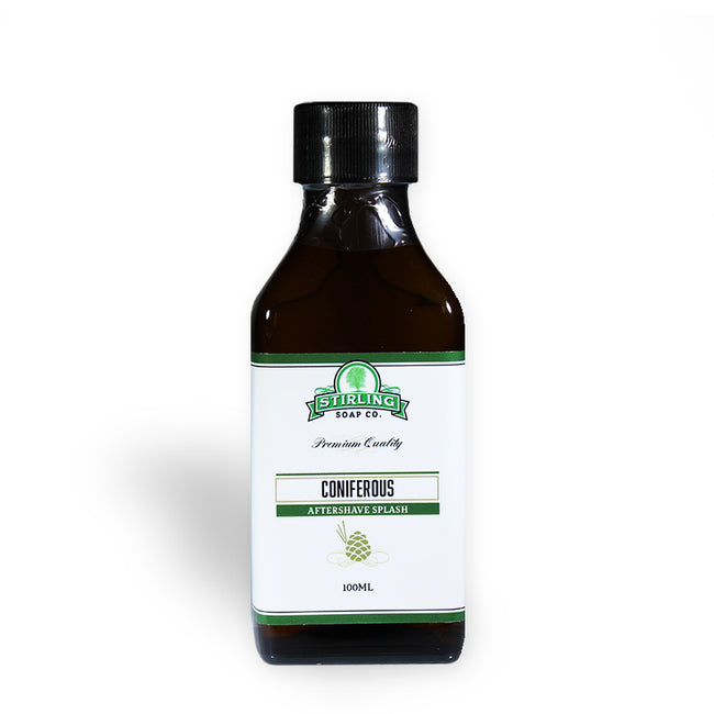 Stirling Soap Co. - Coniferous Aftershave Splash