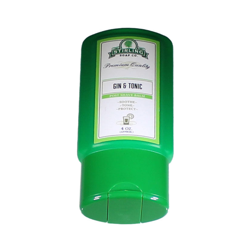 Stirling Soap Co. - Gin & Tonic Aftershave Balm