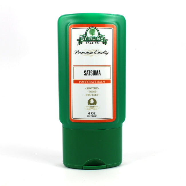 Stirling Soap Co. - Satsuma Aftershave Balm