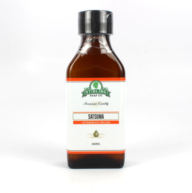 Stirling Soap Co. - Satsuma Aftershave Splash