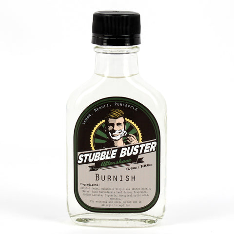 Stubble Buster - Game - Handmade Aftershave Splash