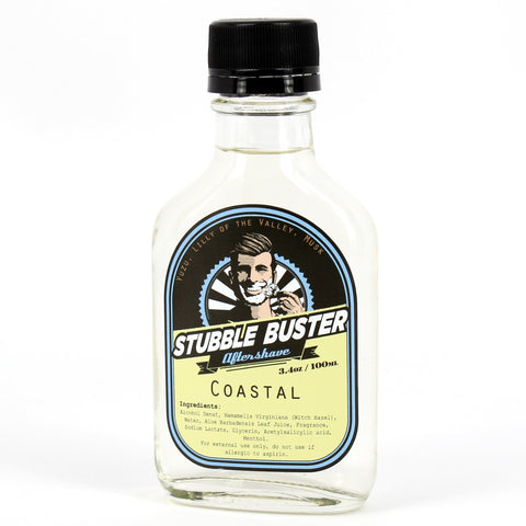 Stirling Soap Co. - Island Man Aftershave Splash
