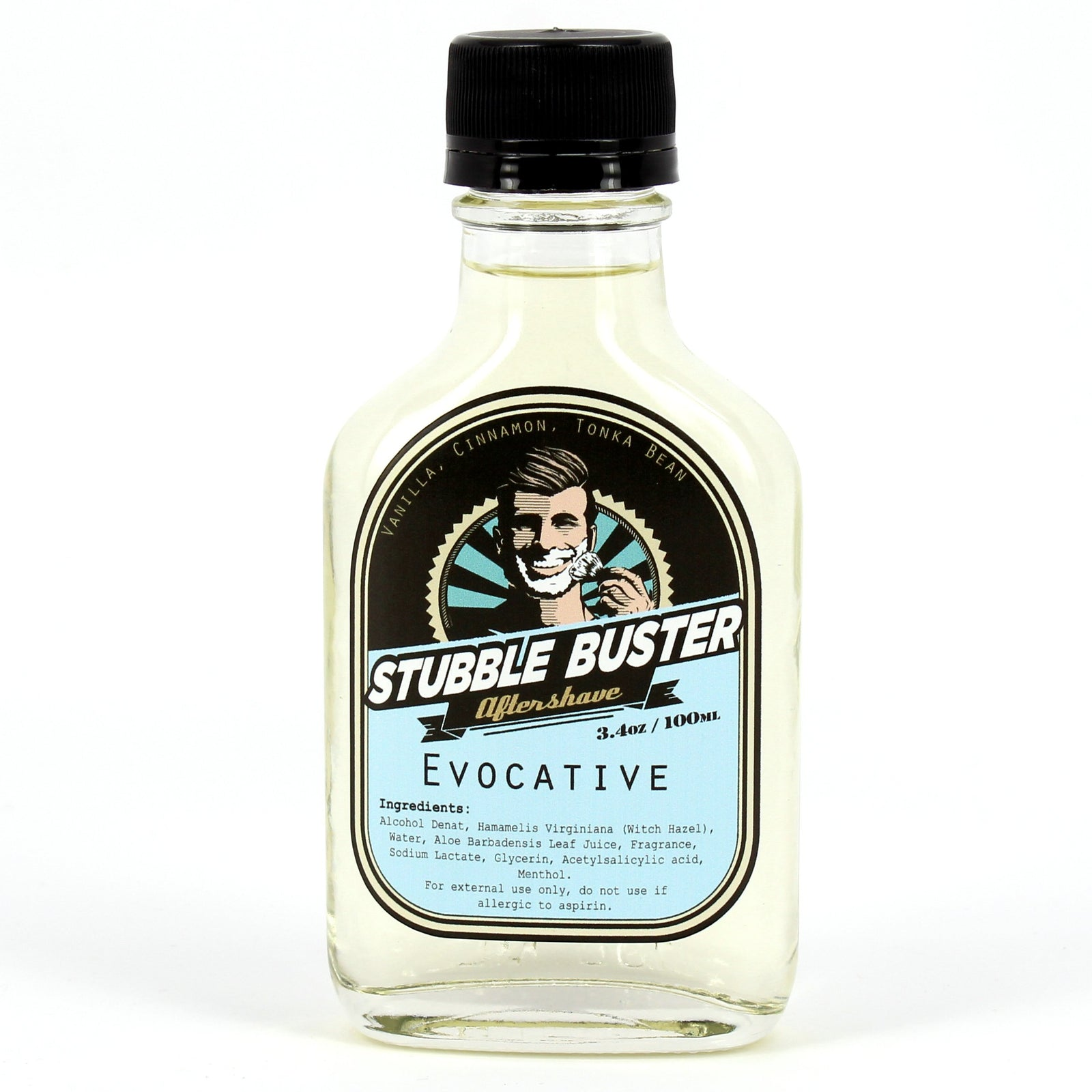Stubble Buster - Evocative - Handmade Aftershave Splash