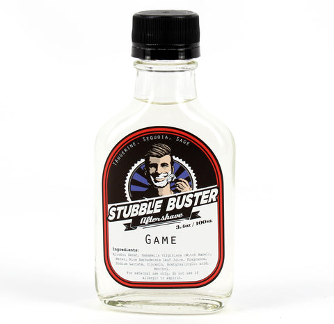 Ginger's Garden - British Empire - Aftershave Sample