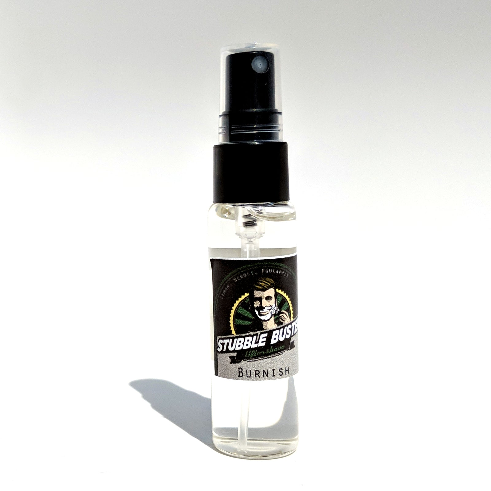 Stubble Buster Aftershave Samples