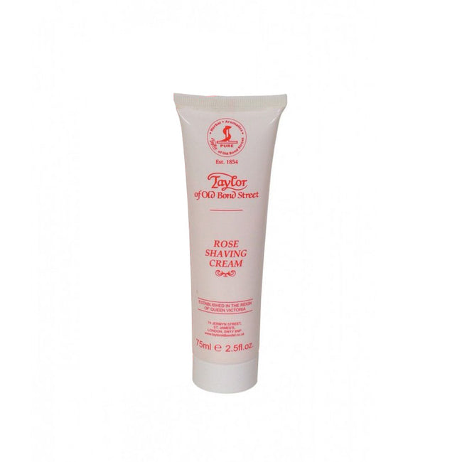 Taylor Of Old Bond Street - Rose Shaving Cream 75ml