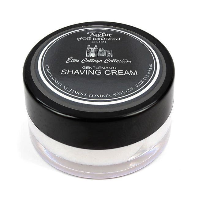 Taylor of Old Bond Street - Eaton College Collection Shaving Soap Sample