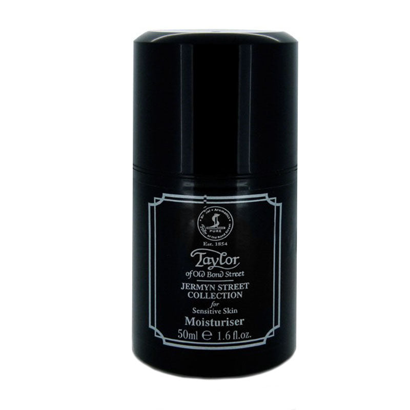 Taylor of Old Bond Street - Jermyn St Moisturiser Cream Airless Pump 50ml