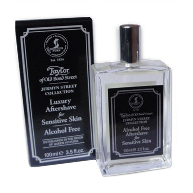 Taylor of Old Bond Street - Jermyn Street Alcohol Free Aftershave Lotion 100ml