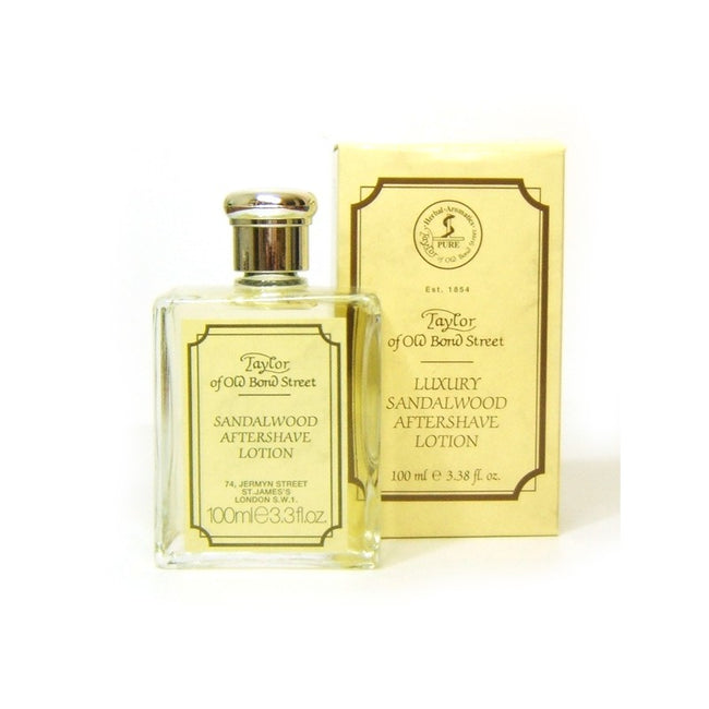 Taylor of Old Bond Street - Sandalwood Aftershave Lotion 100ml
