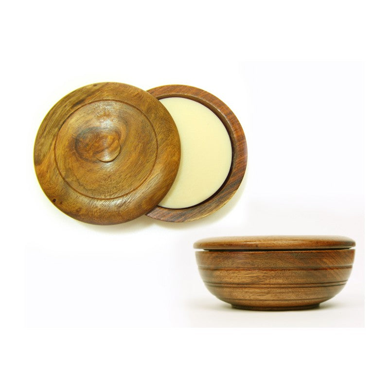 Taylor of Old Bond Street - Sandalwood Shaving Wooden Bowl 100gr
