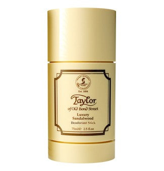 Taylor of Old Bond Street - Sandalwood Stick Deodorant 75ml