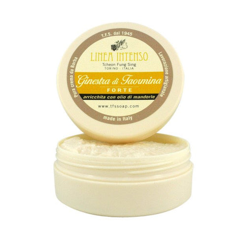 Tcheon Fung Sing - Bergamotto Neroli - Shaving Soap Sample
