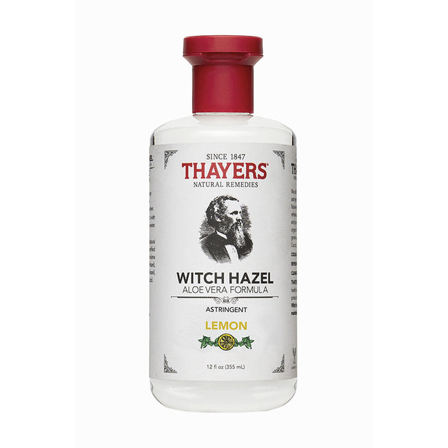 Thayers - Lemon Witch Hazel Astringent 355 ML - Aftershave Splash