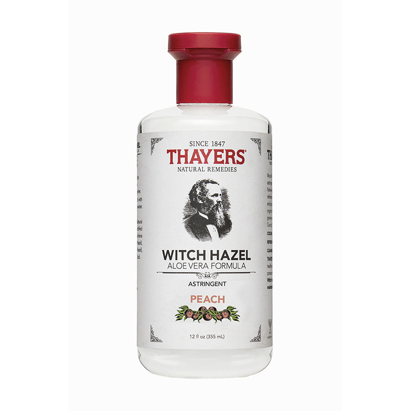 Thayers - Peach Witch Hazel Astringent 355 ML - Aftershave Splash