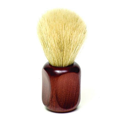 Vie-Long - Horse Hair Shaving Brush, Dark Red Wood Handle - PB15830