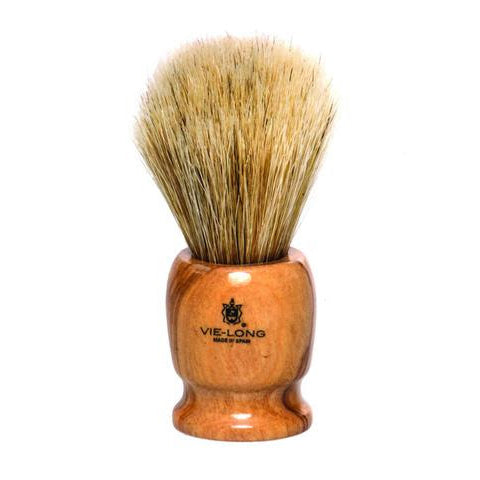 Vie-Long - Horse Hair Shaving Brush, Wood Handle - PB13070
