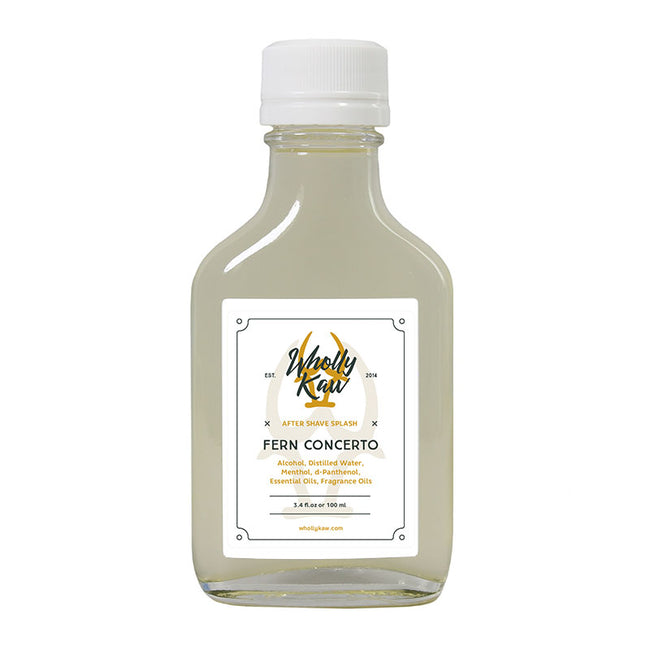 Wholly Kaw - Fern Concerto Aftershave Splash