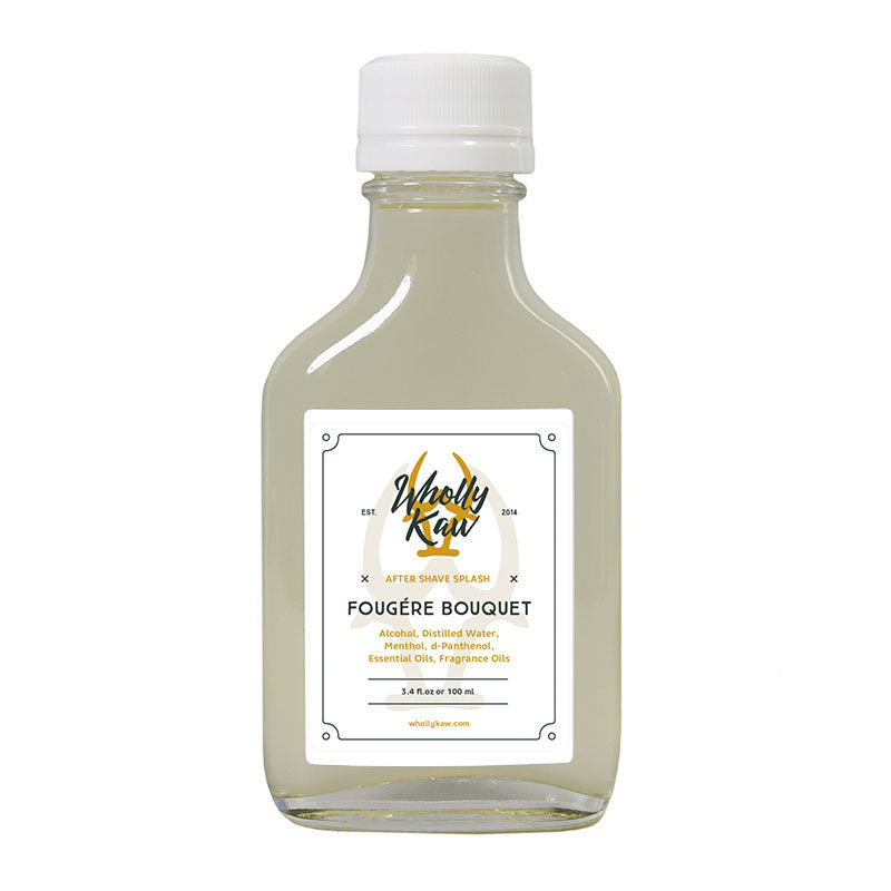 Wholly Kaw - Fougère Bouquet Aftershave Splash