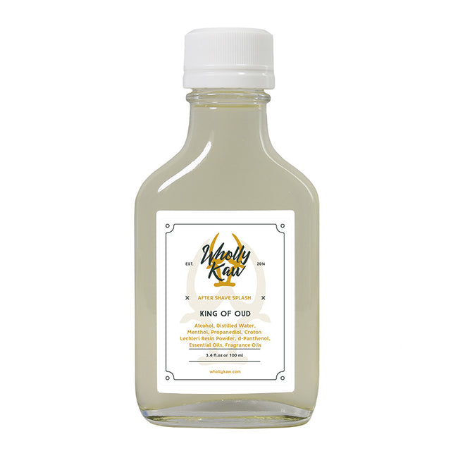 Wholly Kaw - King of Oud Aftershave Splash