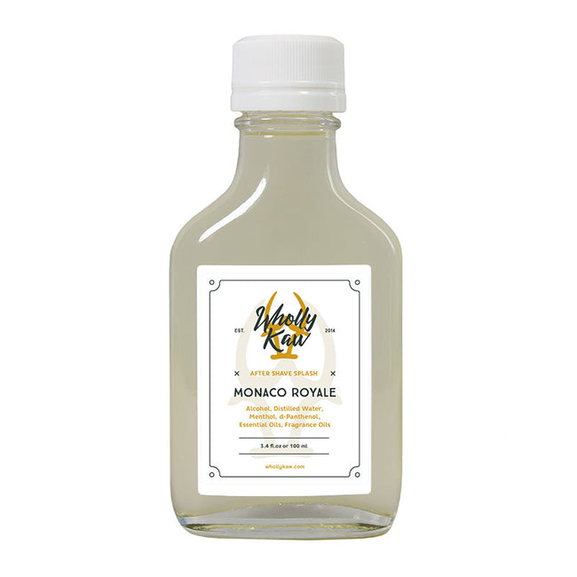 Wholly Kaw - Monaco Royal Aftershave Splash