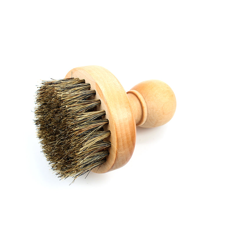 Wooden Beard Balm Brush
