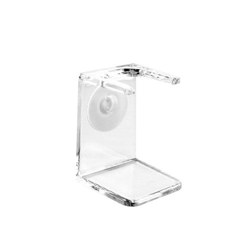 Edwin Jagger Clear Large Brush Stand
