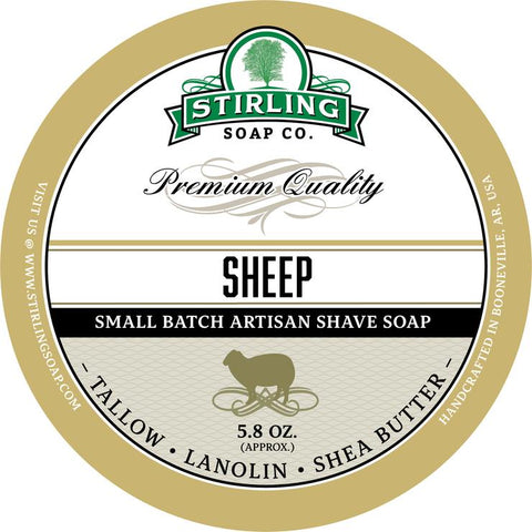 Stirling Soap Co. - Coniferous Shaving Soap