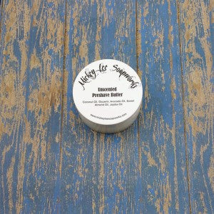 Mickey Lee - Preshave Butter – Unscented