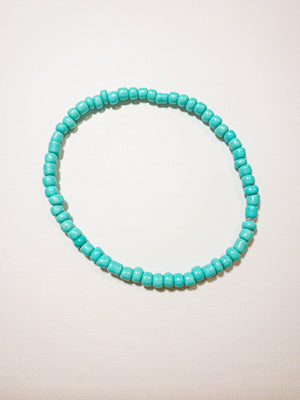 Seed Bead Add-on | Turquoise