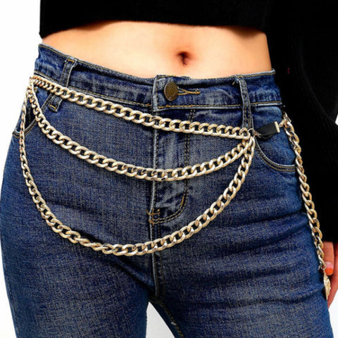 Big Chain Belt