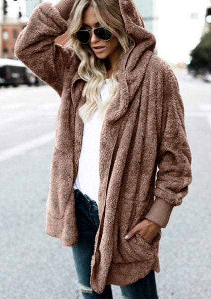 Blankie Jacket Brown