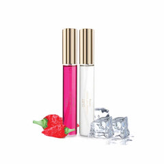 BIJOUX INDISCRETS COOLING & WARMING NIPPLE GLOSS