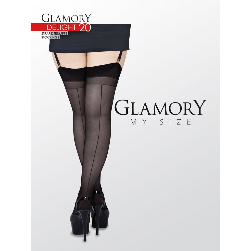 Glamory Plus Delight 20 Stockings