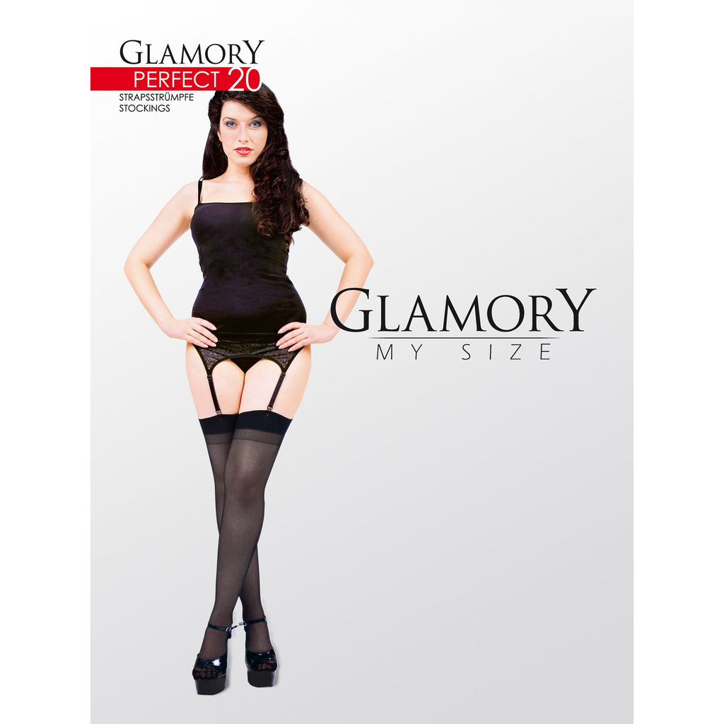 Glamory Plus Perfect 20 Stockings