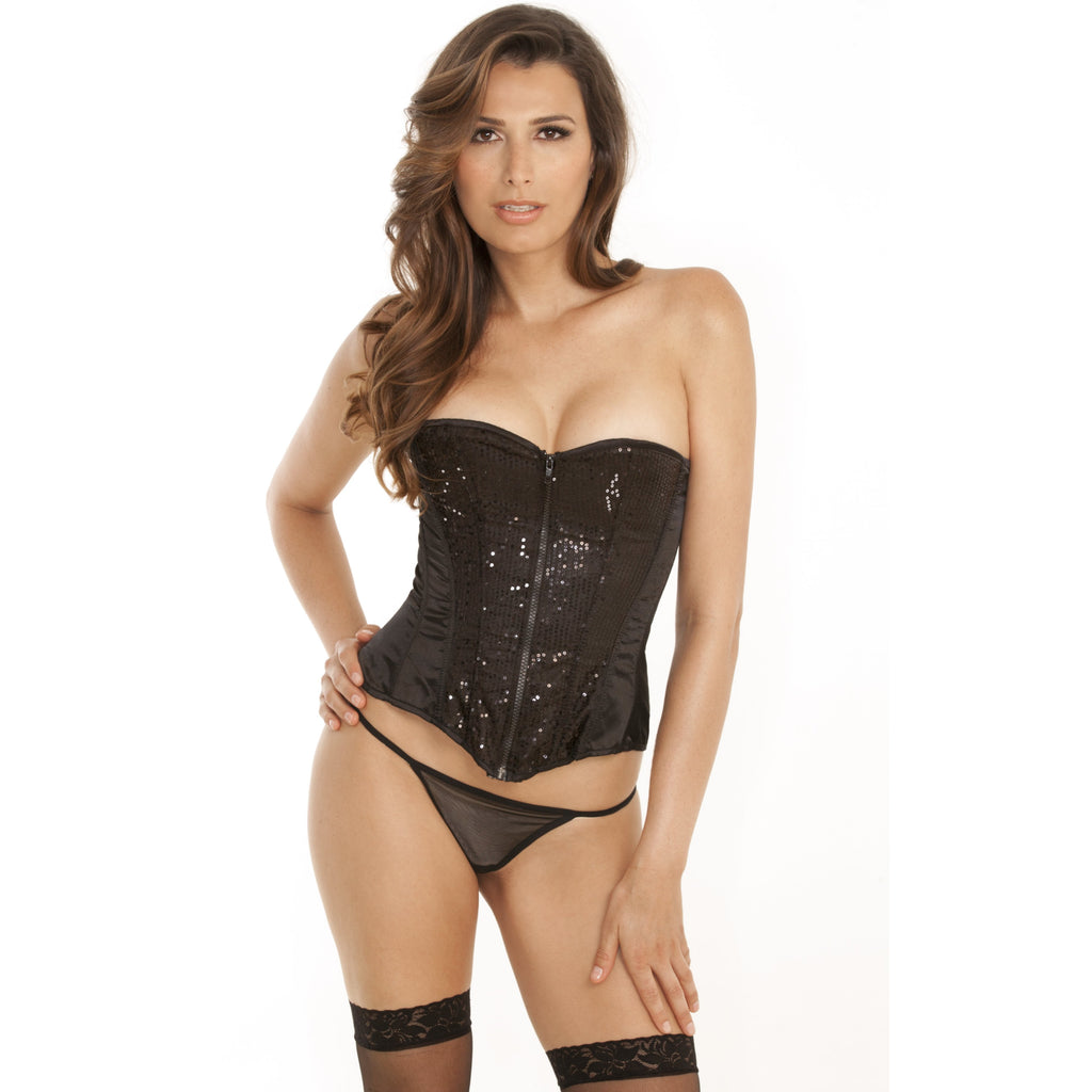 Starlight Dancer Bustier and G String Set