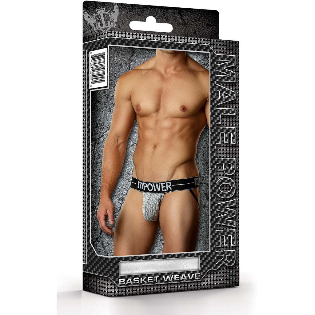 Male Power Basket Weave Jock