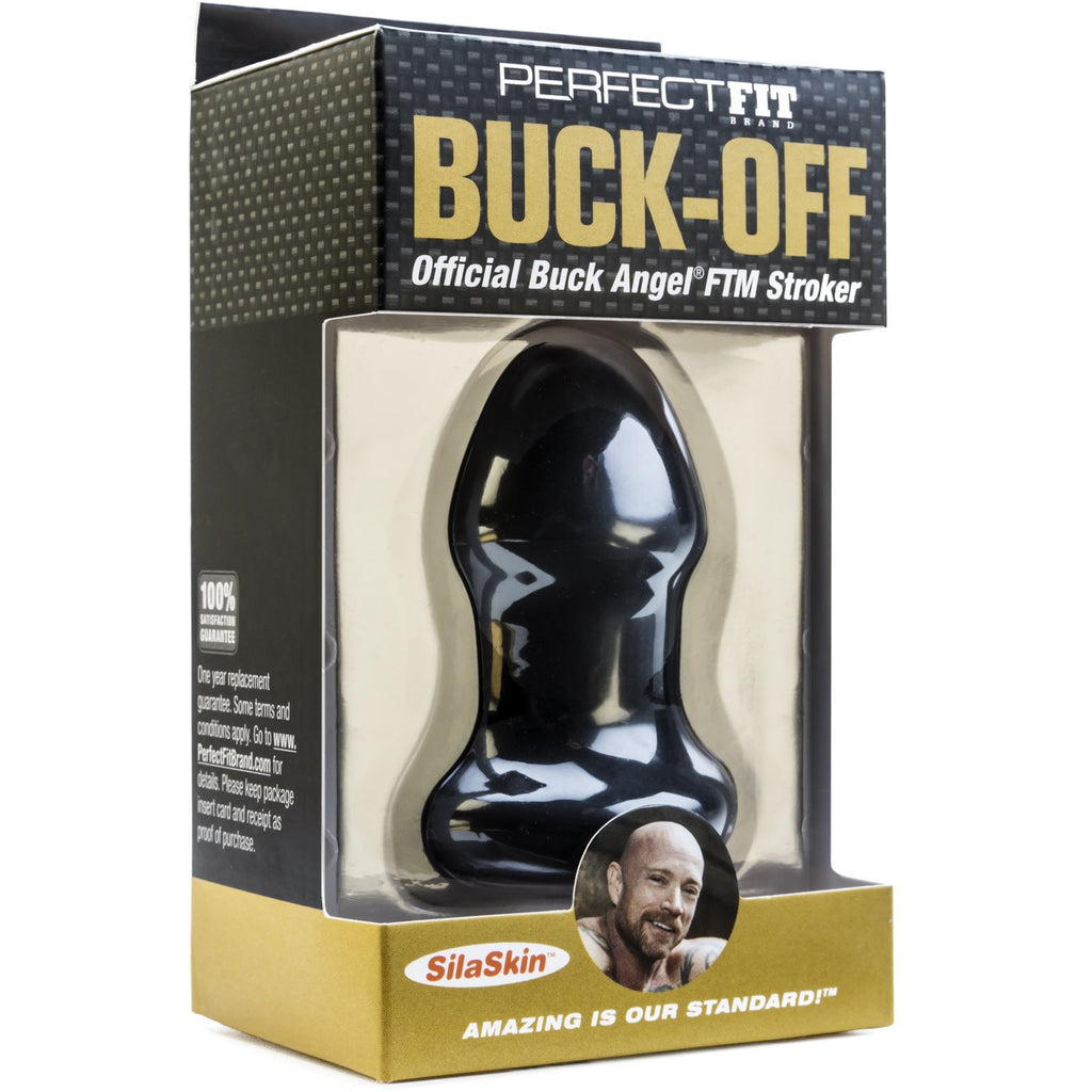 Buck Angel Buck Off FTM Stroker