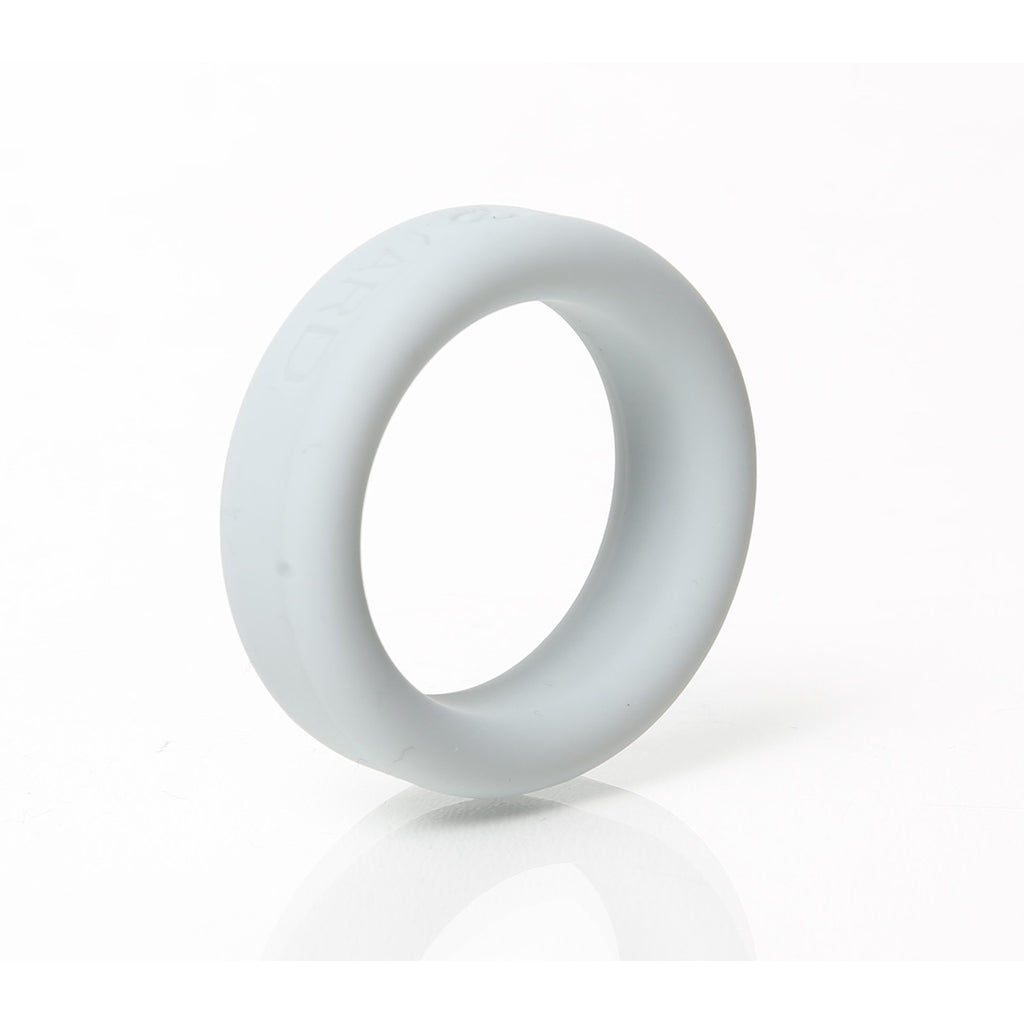 Boneyard Silicone Ring 30mm Grey