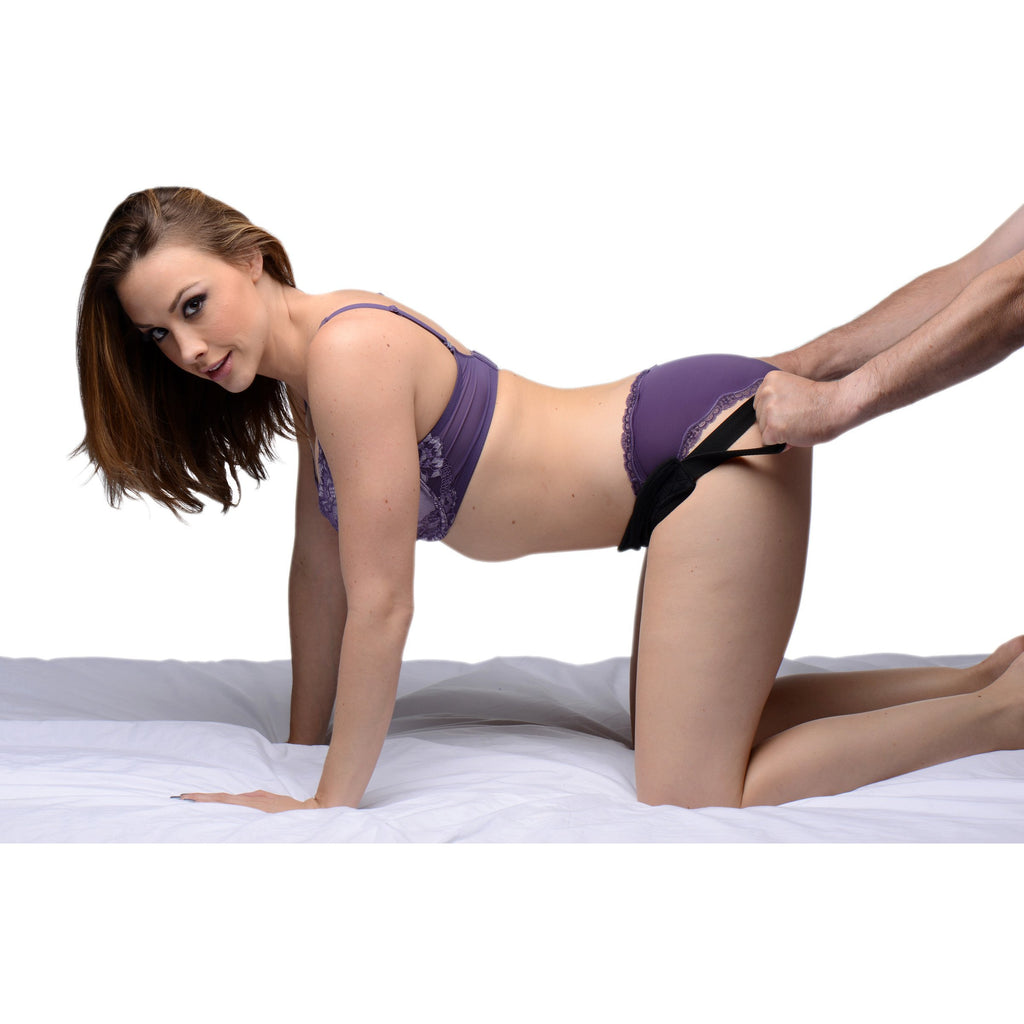Ass Up Doggie Style Position Strap