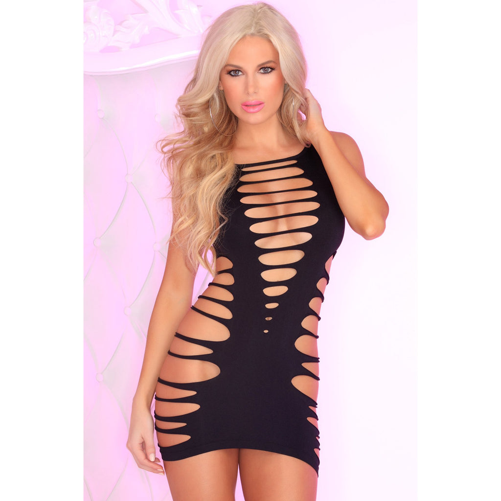 Slice And Dice Seamless Dress