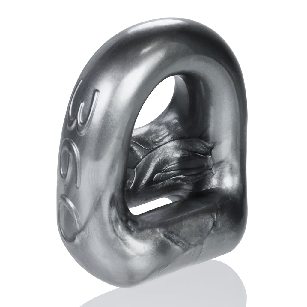360 Cockring And Ballsling Steel